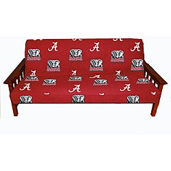 College Covers Alabama Crimson Tide Full-size Futon Cover