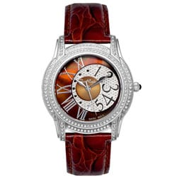Joe Rodeo Unisex Beverly Brown Diamond Watch