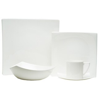 Red Vanilla Extreme White 5-piece Dining Set