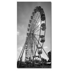 Cary Hahn 'The Wheel' Gallery-wrapped Canvas Art