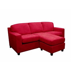 Red Anthony Sectional Sofa - Thumbnail 2
