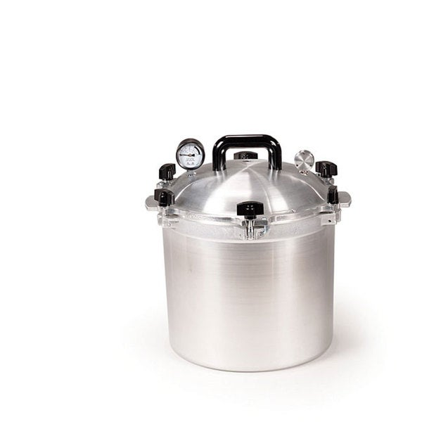 All-American 921 21.5-quart Pressure Canner and Cooker