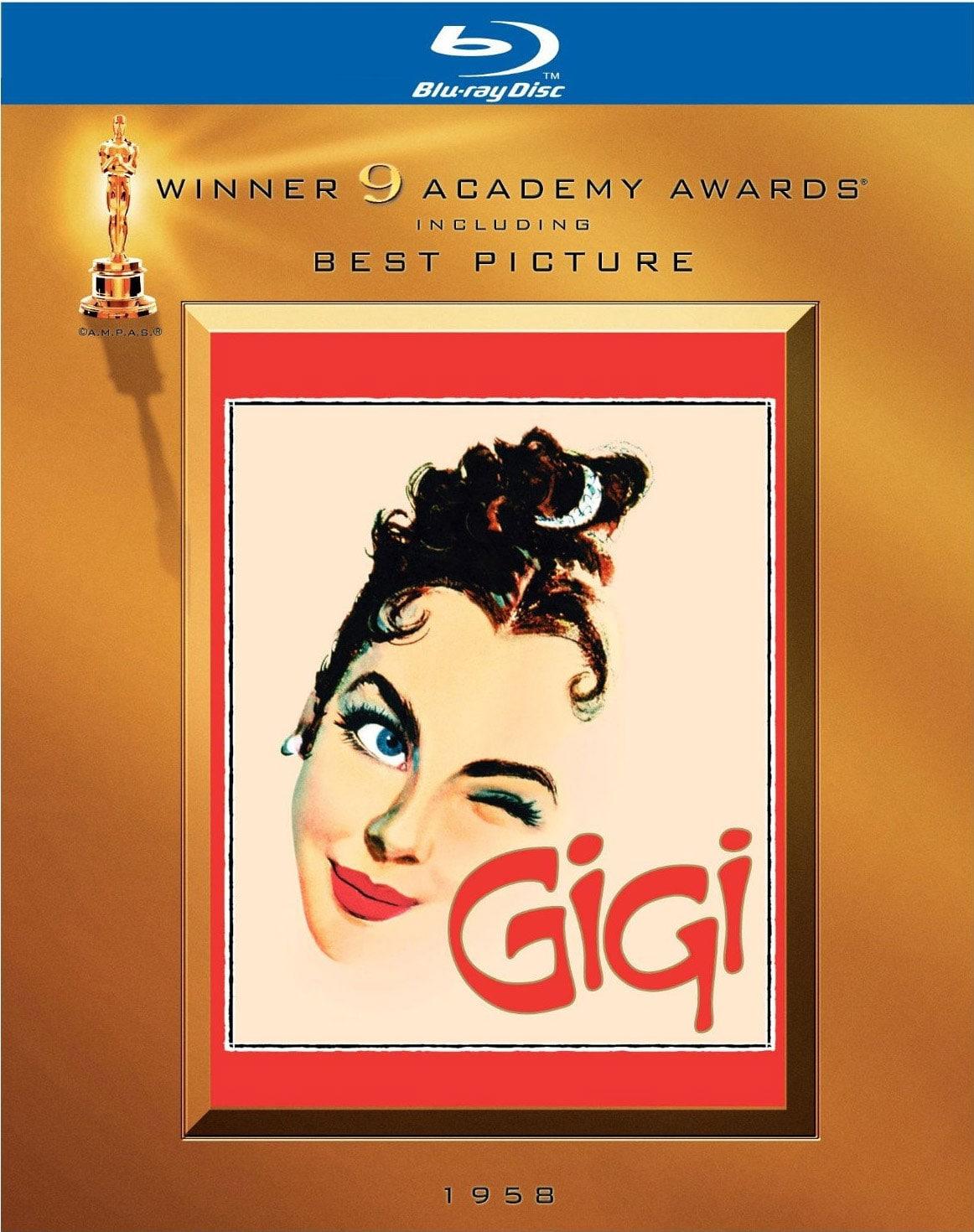 Gigi (Blu-ray Disc)
