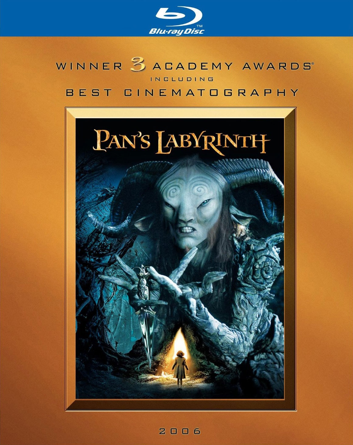 Pan's Labyrinth (Blu-ray Disc)