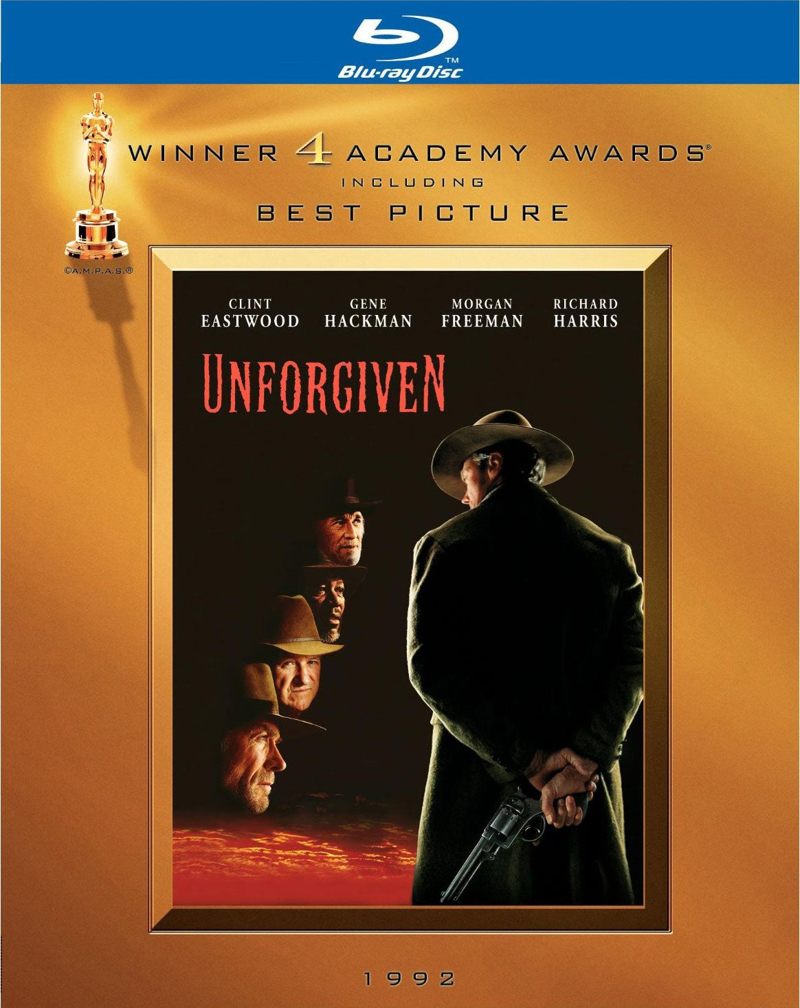 Unforgiven (Blu-ray Disc) - Thumbnail 0