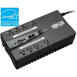 Tripp Lite UPS 550VA 300W Eco Green Battery Back Up 120V USB RJ11 TAA