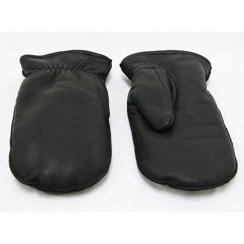 Deerskin Leather Mitts