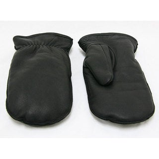 Deerskin Leather Mitts