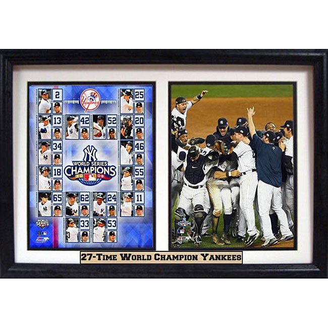 2009 New York Yankees World Championship Celebration Photos - Thumbnail 0