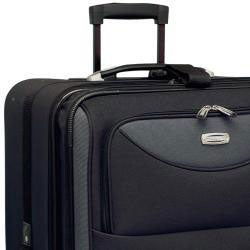 Travelers Club Skyview 3-piece Luggage Set (2 options available)