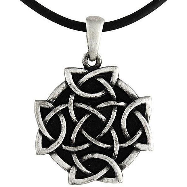 Pewter Nemetos Celtic Pendant