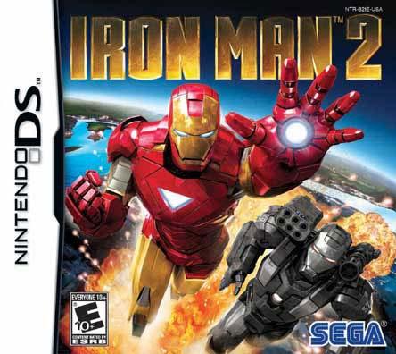 NinDS - Iron Man 2