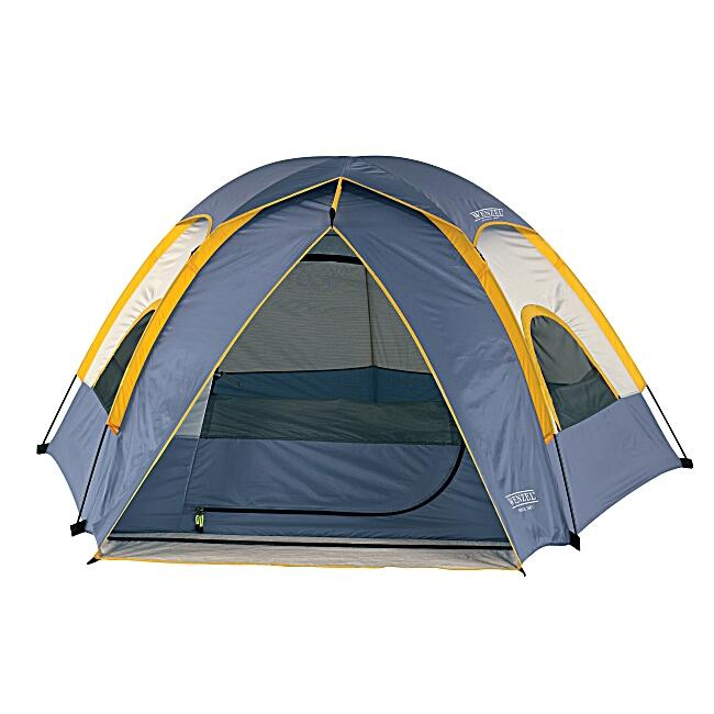 Shop Wenzel Alpine Sport Dome 3 Person Tent Free Shipping Today