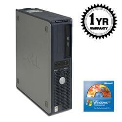 Thumbnail 3, Dell Optiplex 320 Core 2 Duo 2.0 GHz 400 GB Desktop Computer (Refurbished). Changes active main hero.