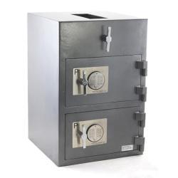 Double Door Depository Safe