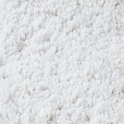 Safavieh Classic Ultra Handmade White Shag Rug (2' x 3') - Thumbnail 2