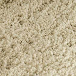 Safavieh Classic Ultra Handmade Taupe Shag Rug (9'6 x 13'6) - Thumbnail 2