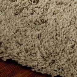 safavieh classic ultra handmade taupe shag rug 4u0026x27