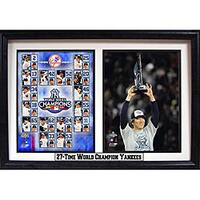 New York Yankees 2009 World Champion Hideki Matsui Photo Frame