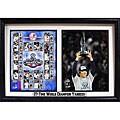 New York Yankees 2009 World Champion Hideki Matsui Photo Frame