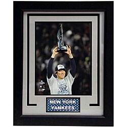 New York Yankees 2009 World Series MVP Hideki Matsui Framed Photo