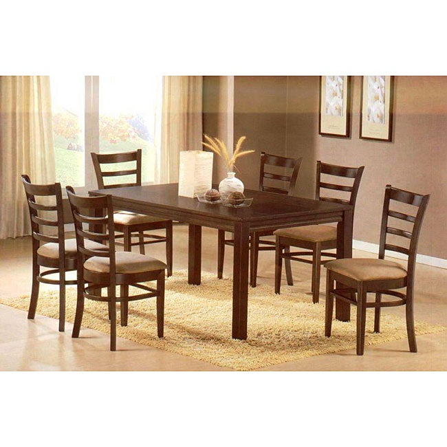 Lacoste 7-piece Dining Set - Thumbnail 0