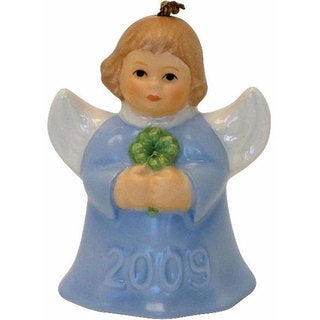 2009 Blue Goebel Angel Bell