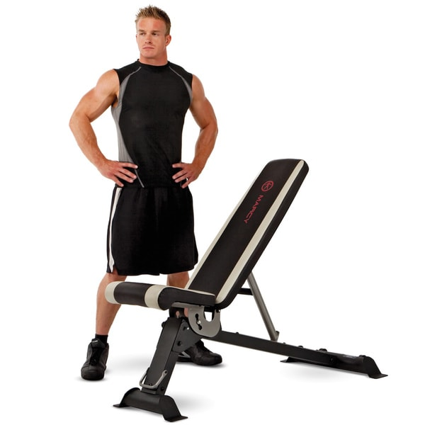 Marcy Deluxe Utility Bench