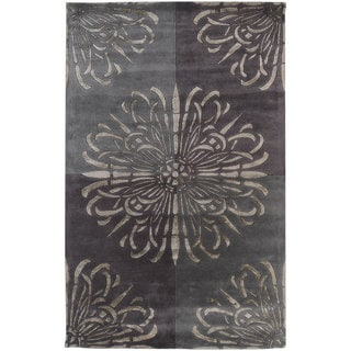 Hand-tufted Talara New Zealand Wool Rug