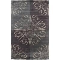 Hand-tufted Talara New Zealand Wool Area Rug (8' x 11')