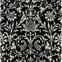 Hand-tufted Sevelle New Zealand Wool Rug (9' x 13') - Thumbnail 1