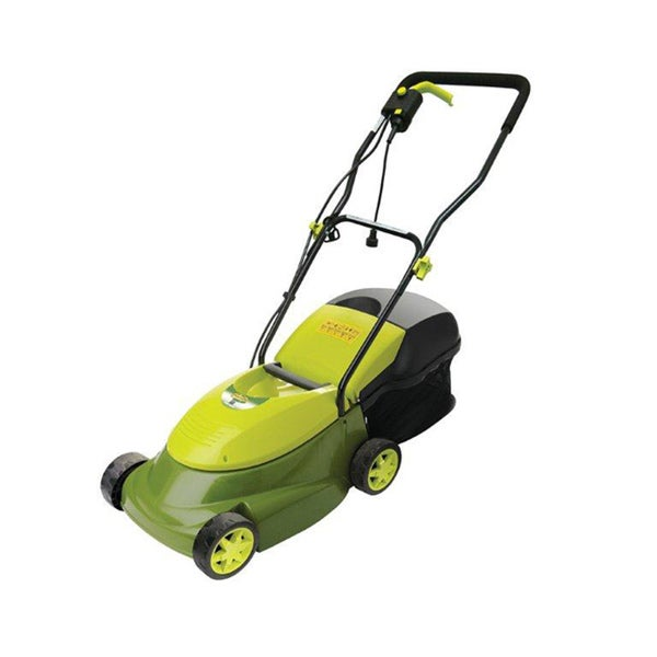 Snow joe mow joe mj401e 14 inch electric lawn mower easy to use for small spaces free shipping - Lawn mower for small spaces decor ...