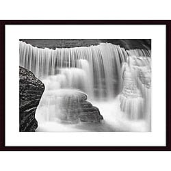 Huntington Witherill 'Cascade #2' Framed Print