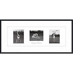 'Marilyn's Workout' Metal Framed Art Print