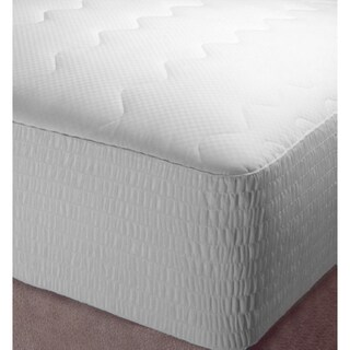 Hotel Madison Long Staple Cotton Mattress Pad (5 options available)