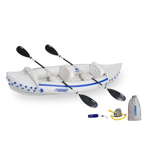 Sea Eagle 330 Inflatable Kayak Package