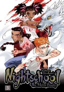 Nightschool 3: The Weirn Books (Paperback)