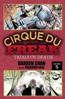 Cirque Du Freak 5: Trials of Death (Paperback)