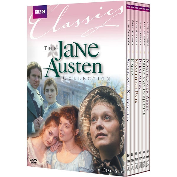 Jane Austen Complete Collection (DVD)