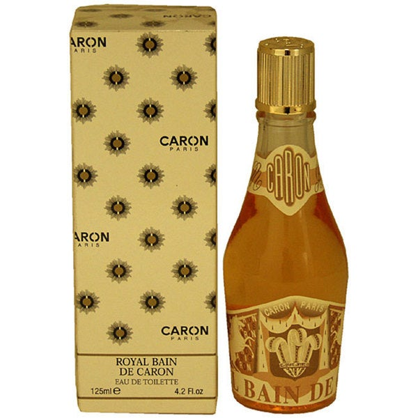 Caron Royal Bain de Caron Men's 4.2-ounce Eau de Toilette Splash