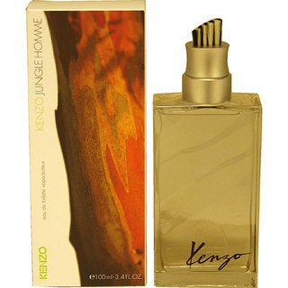 Kenzo Jungle Men's 3.4-ounce Eau de Toilette Spray