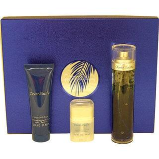 Ocean Pacific Men's Fragrance Set
