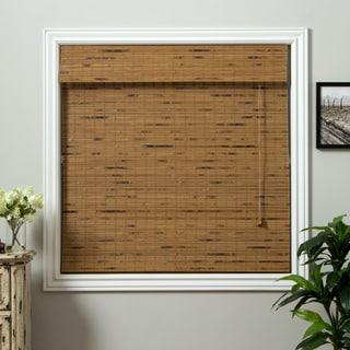 Arlo Blinds Dali Native Bamboo 54-inch Long Roman Shade