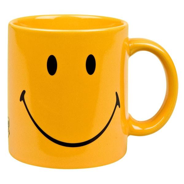 Waechtersbach Smiley Face Mugs Set Of 4 Free Shipping