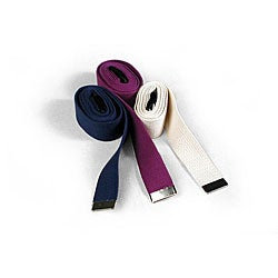 Cotton-webbing 72-inch Yoga Strap Sports Accessory