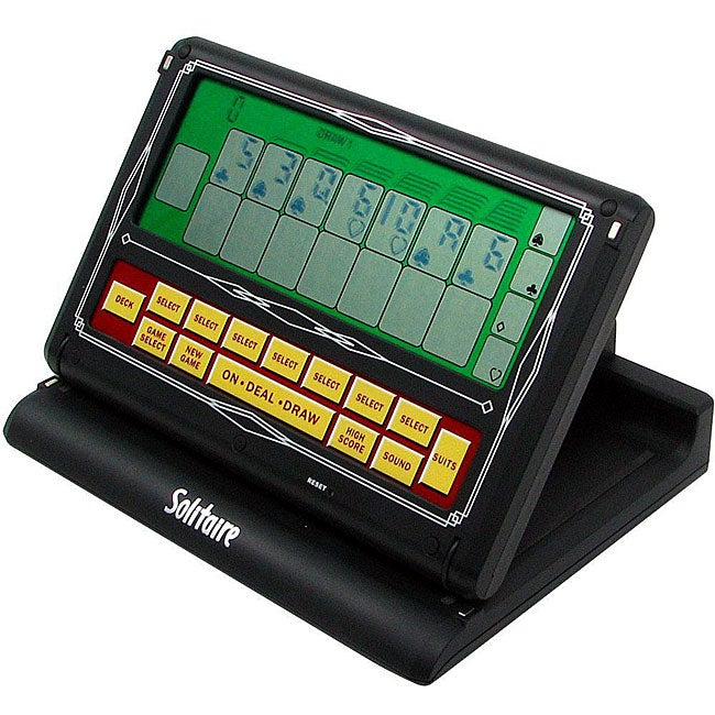 Trademark Portable Laptop Touch Screen Video Solitaire (s...