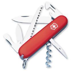 Victorinox Swiss Army Camper 14-tool Pocket Knife - Thumbnail 1