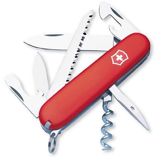 Victorinox Swiss Army Camper 14-tool Pocket Knife