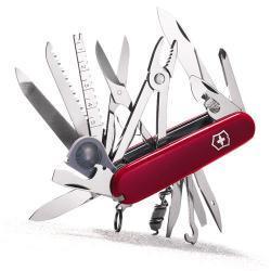 Swiss Army Champ 30-tool Pocket Knife - Thumbnail 1