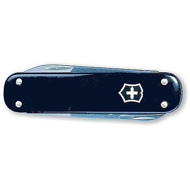 Victorinox Swiss Army 5-tool Blue Money Clip Pocket Knife